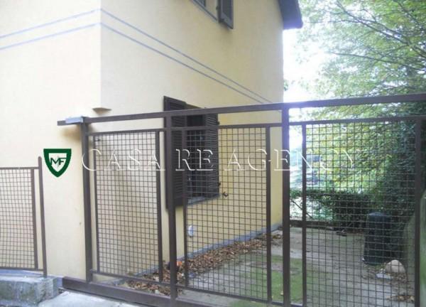 Casa indipendente in vendita a Induno Olona, Con giardino, 235 mq - Foto 10