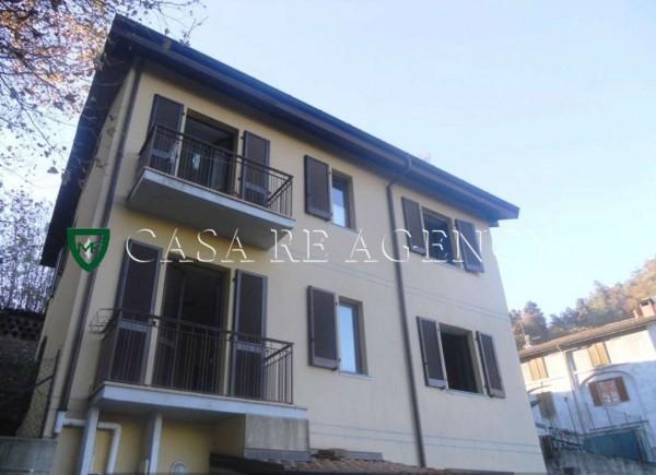 Casa indipendente in vendita a Induno Olona, Con giardino, 235 mq - Foto 21