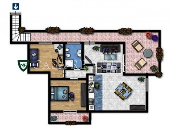 Appartamento in vendita a Induno Olona, 99 mq - Foto 2