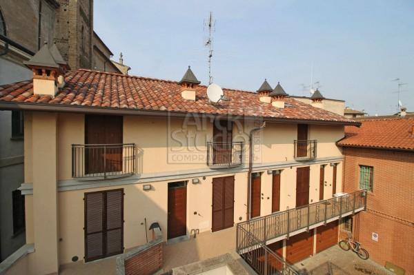 Appartamento in vendita a Cassano d'Adda, Centro, Con giardino, 50 mq