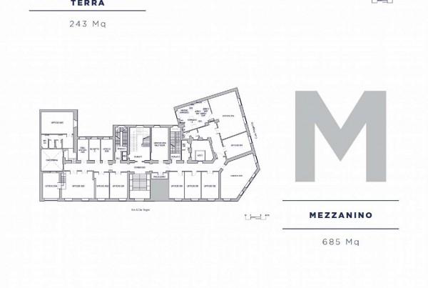 Locale Commerciale  in affitto a Milano, 4830 mq - Foto 2
