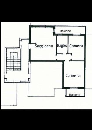 Appartamento in vendita a Melegnano, Residenziale, Con giardino, 90 mq - Foto 2