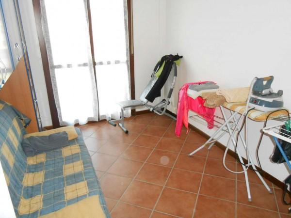 Appartamento in vendita a Melegnano, Residenziale, Con giardino, 90 mq - Foto 14