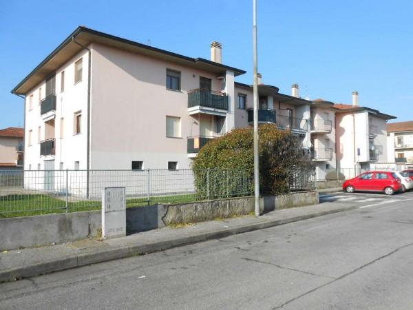 Appartamento in vendita a Melegnano, Residenziale, Con giardino, 90 mq - Foto 3