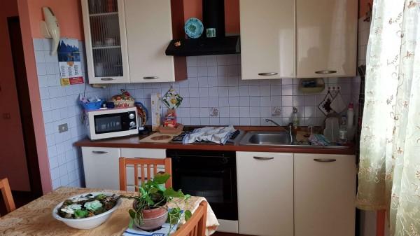 Appartamento in vendita a Melegnano, Residenziale, Con giardino, 90 mq - Foto 43