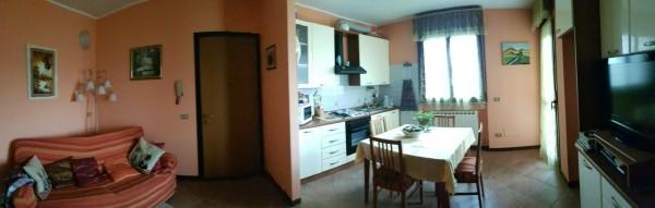 Appartamento in vendita a Melegnano, Residenziale, Con giardino, 90 mq - Foto 47