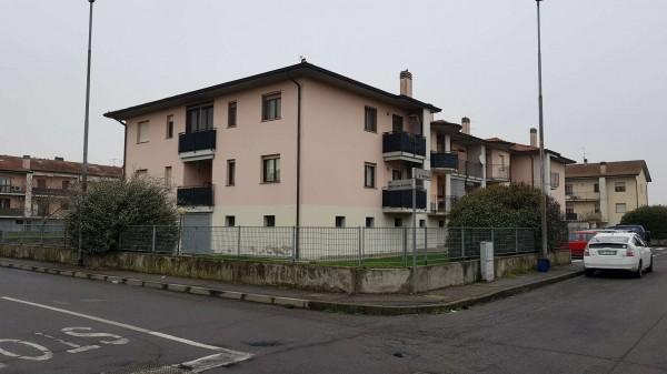 Appartamento in vendita a Melegnano, Residenziale, Con giardino, 90 mq - Foto 22