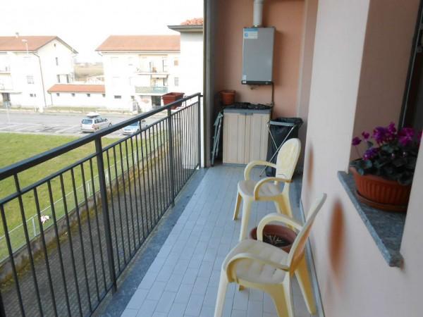 Appartamento in vendita a Melegnano, Residenziale, Con giardino, 90 mq - Foto 7