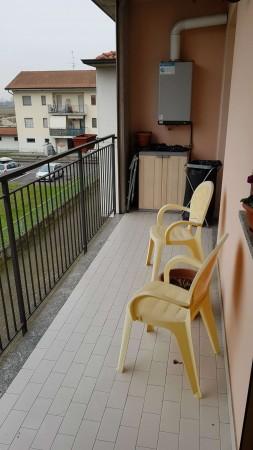 Appartamento in vendita a Melegnano, Residenziale, Con giardino, 90 mq - Foto 38