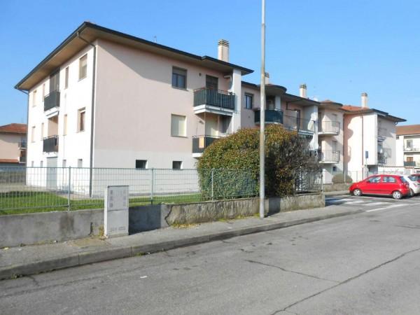 Appartamento in vendita a Melegnano, Residenziale, Con giardino, 90 mq - Foto 5