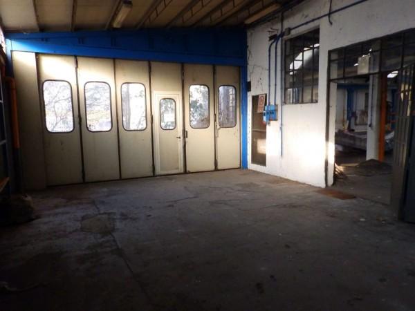 Locale Commerciale  in vendita a Lazzate, 1060 mq - Foto 5