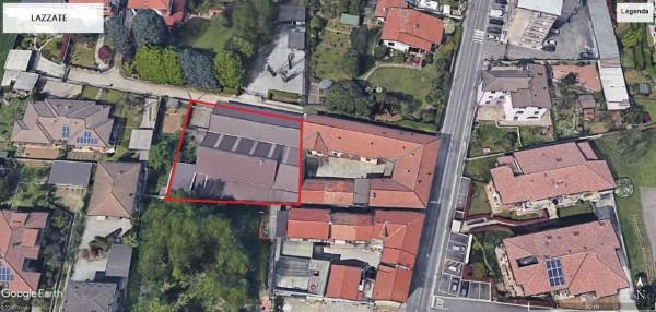 Locale Commerciale  in vendita a Lazzate, 1060 mq - Foto 3