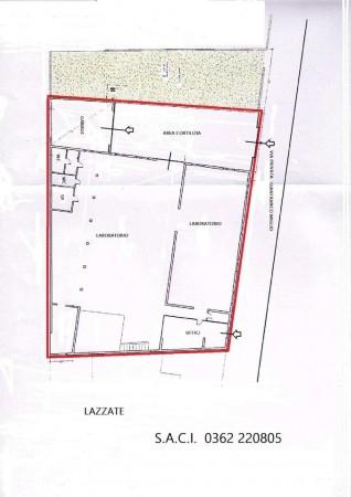 Locale Commerciale  in vendita a Lazzate, 1060 mq - Foto 2