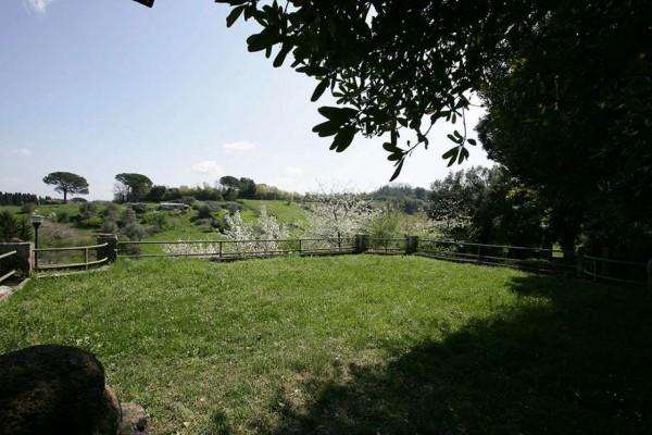 Villa in vendita a Campagnano di Roma, Con giardino, 600 mq - Foto 16
