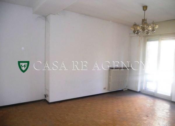Appartamento in vendita a Varese, Centro, Con giardino, 98 mq - Foto 4