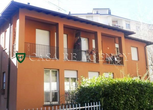 Appartamento in vendita a Varese, Centro, Con giardino, 98 mq - Foto 5