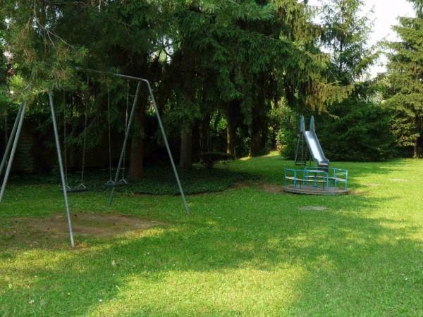 Appartamento in affitto a Monza, Musicisti, Arredato, con giardino, 140 mq - Foto 4
