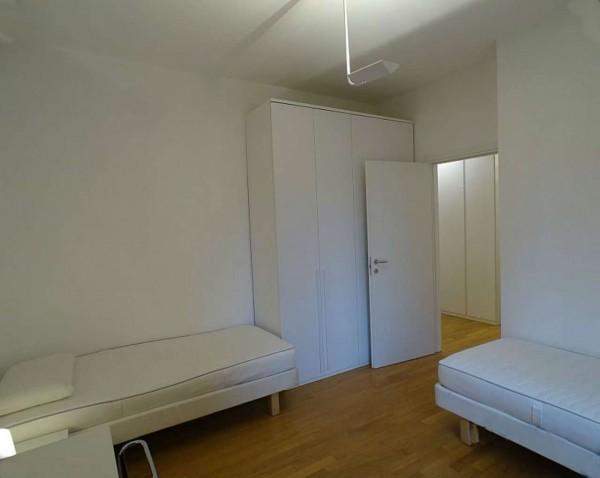 Appartamento in affitto a Monza, Musicisti, Arredato, con giardino, 140 mq - Foto 9