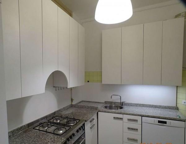 Appartamento in affitto a Monza, Musicisti, Arredato, con giardino, 140 mq - Foto 15