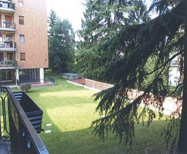 Appartamento in affitto a Monza, Musicisti, Arredato, con giardino, 140 mq - Foto 16