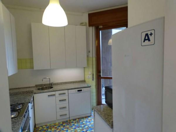 Appartamento in affitto a Monza, Musicisti, Arredato, con giardino, 140 mq - Foto 14