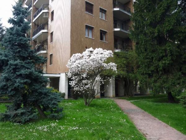 Appartamento in affitto a Monza, Musicisti, Arredato, con giardino, 140 mq - Foto 3