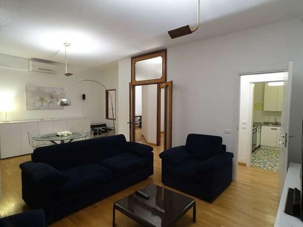 Appartamento in affitto a Monza, Musicisti, Arredato, con giardino, 140 mq - Foto 19