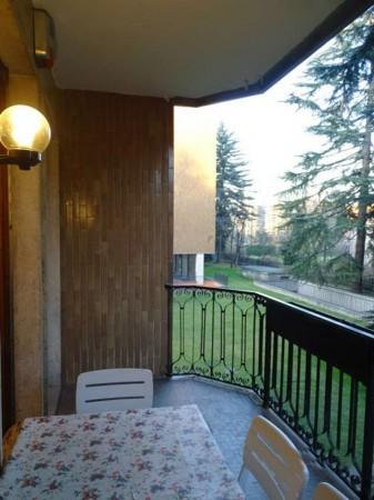 Appartamento in affitto a Monza, Musicisti, Arredato, con giardino, 140 mq - Foto 17