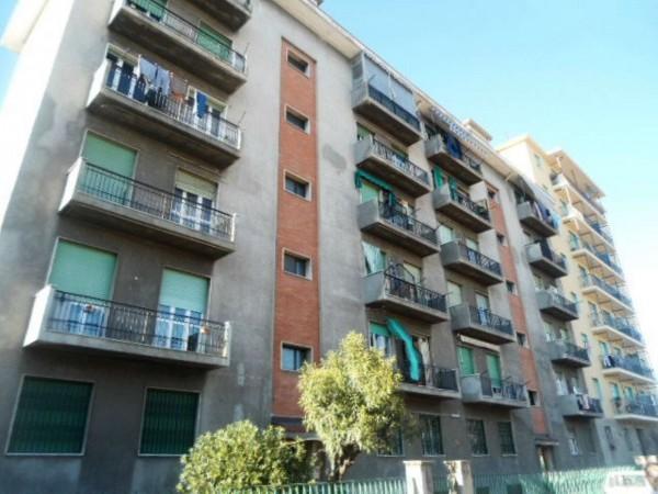 Appartamento in vendita a Torino, Barriera Di Milano, Con giardino, 120 mq - Foto 1