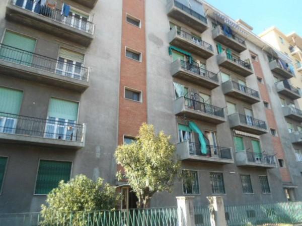 Appartamento in vendita a Torino, Barriera Di Milano, Con giardino, 120 mq - Foto 14