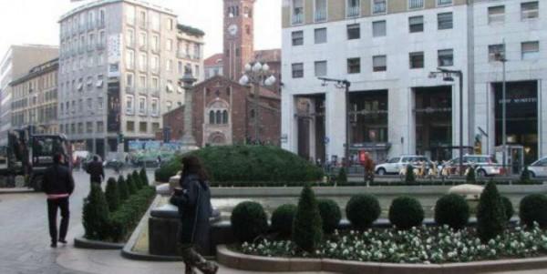 Negozio in affitto a Milano, San Babila, 120 mq - Foto 9