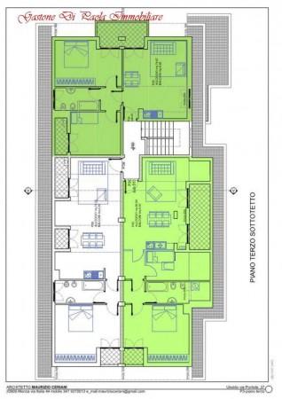 Appartamento in vendita a Uboldo, Con giardino, 75 mq - Foto 13