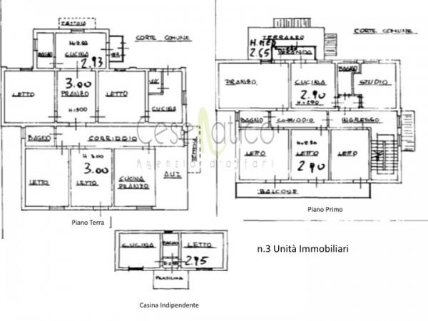 Casa indipendente in vendita a Cesenatico, Con giardino, 500 mq - Foto 2