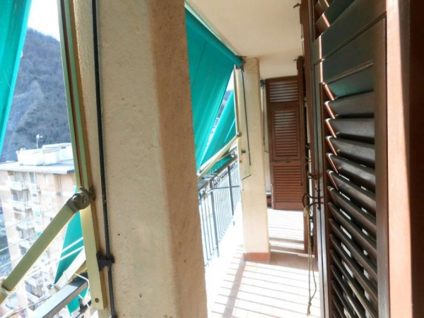 Appartamento in vendita a Genova, Adiacenze Via Emilia, 96 mq - Foto 10