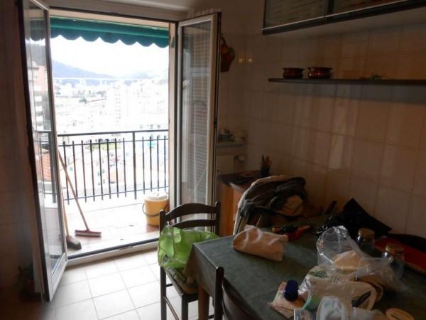 Appartamento in vendita a Genova, Adiacenze Via Emilia, 86 mq - Foto 22