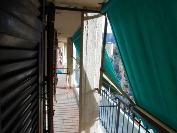 Appartamento in vendita a Genova, Adiacenze Via Emilia, 96 mq - Foto 8