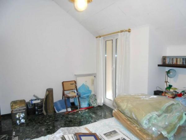 Appartamento in vendita a Genova, Adiacenze Via Emilia, 96 mq - Foto 37