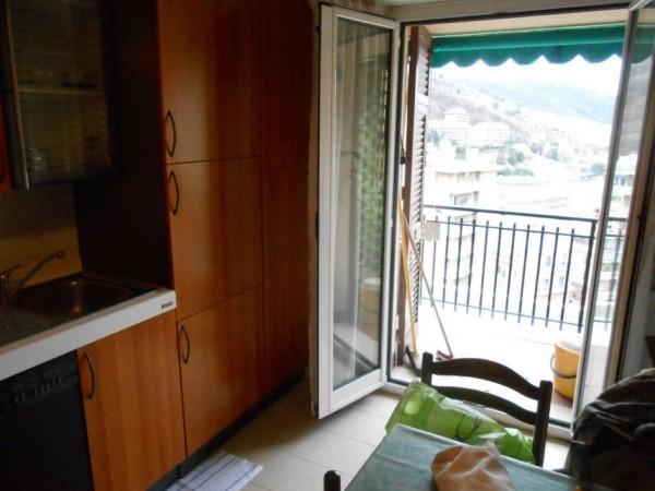 Appartamento in vendita a Genova, Adiacenze Via Emilia, 96 mq - Foto 43