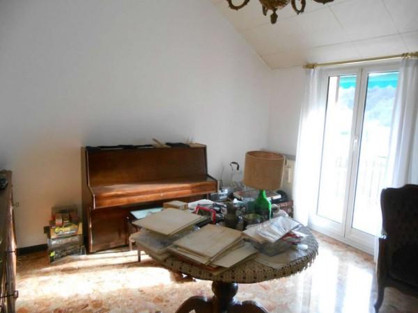 Appartamento in vendita a Genova, Adiacenze Via Emilia, 96 mq - Foto 48