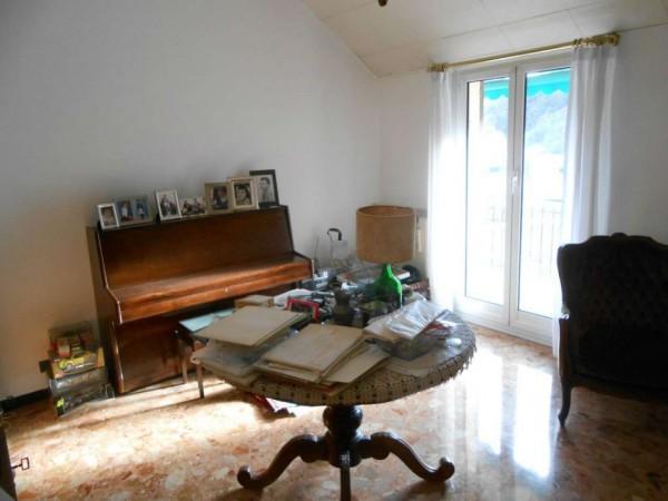 Appartamento in vendita a Genova, Adiacenze Via Emilia, 96 mq - Foto 27