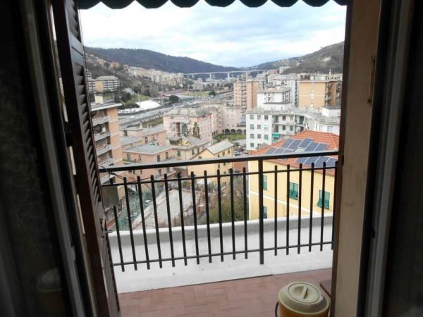 Appartamento in vendita a Genova, Adiacenze Via Emilia, 96 mq - Foto 33