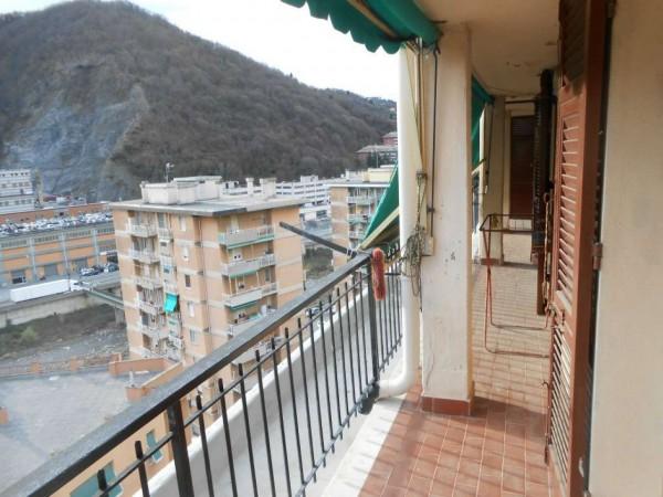 Appartamento in vendita a Genova, Adiacenze Via Emilia, 86 mq - Foto 6