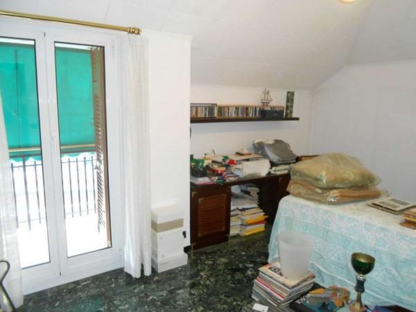 Appartamento in vendita a Genova, Adiacenze Via Emilia, 96 mq - Foto 16