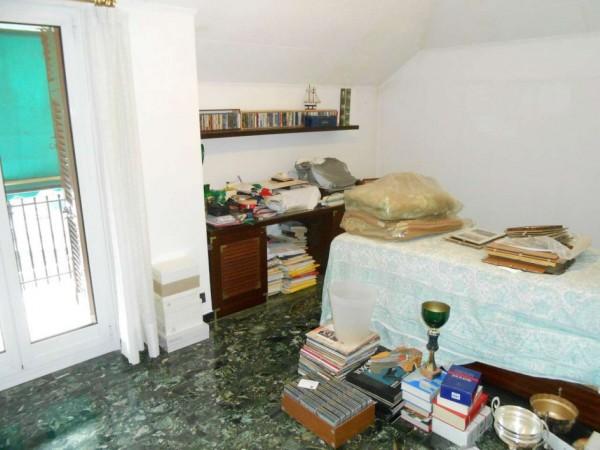 Appartamento in vendita a Genova, Adiacenze Via Emilia, 86 mq - Foto 14