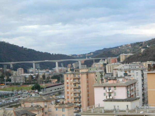 Appartamento in vendita a Genova, Adiacenze Via Emilia, 96 mq - Foto 3