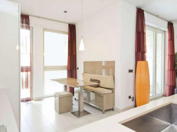 Appartamento in affitto a Milano, Palazzo Della Regione, Arredato, con giardino, 145 mq - Foto 17