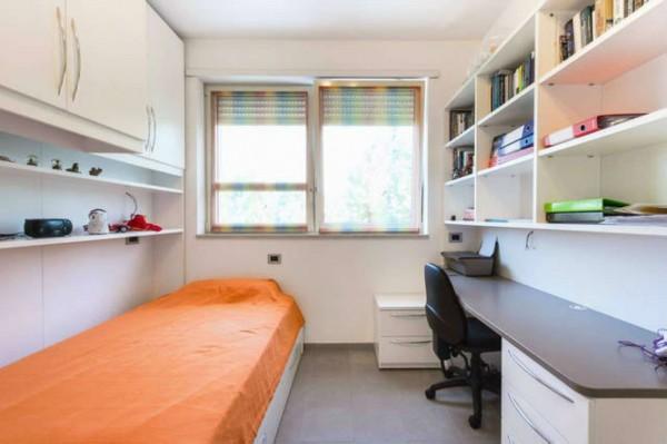 Appartamento in affitto a Milano, Palazzo Della Regione, Arredato, con giardino, 145 mq - Foto 10