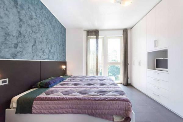 Appartamento in affitto a Milano, Palazzo Della Regione, Arredato, con giardino, 145 mq - Foto 11