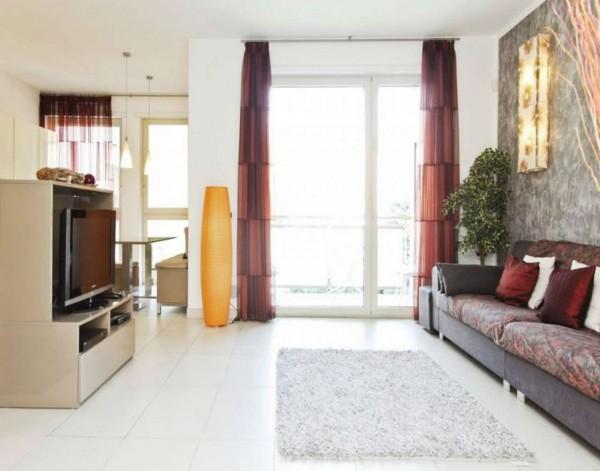 Appartamento in affitto a Milano, Palazzo Della Regione, Arredato, con giardino, 145 mq - Foto 19