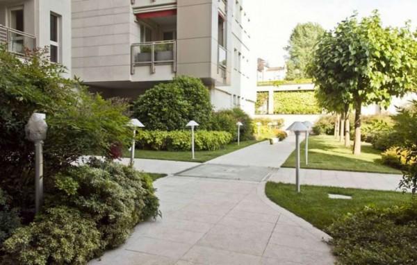 Appartamento in affitto a Milano, Palazzo Della Regione, Arredato, con giardino, 145 mq - Foto 4